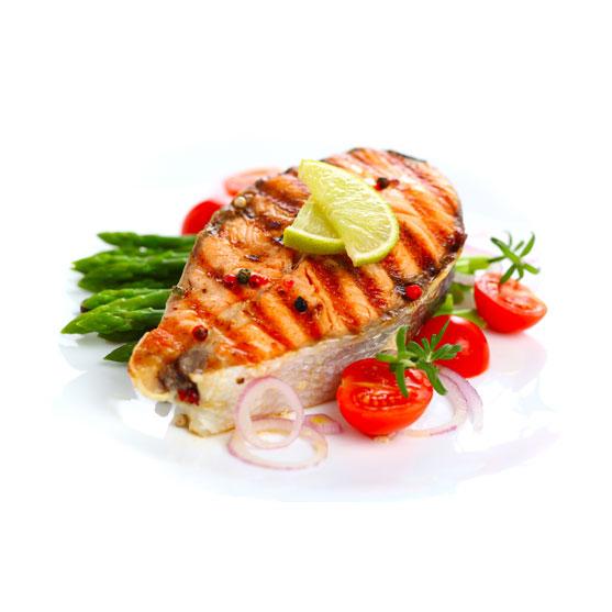 PESCE Fisch & Garnelen