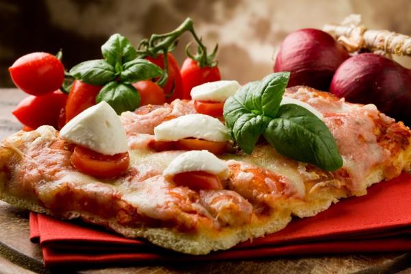 FOCACCIA Pizzabrot