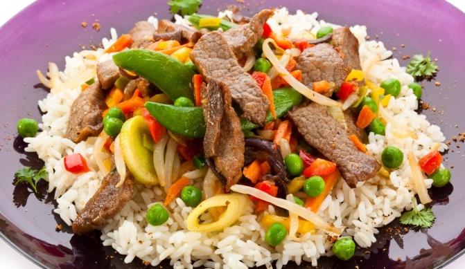 RISOTTO Reisgerichte